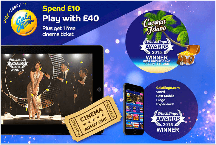 gala bingo app mobile and tablet