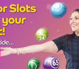 Welcome Bonus for Gala Bingo: £40 and more