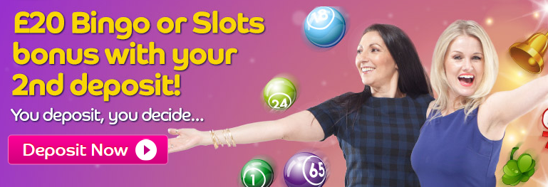 Welcome Bonus for Gala Bingo: Spend £10 Get £30 and more